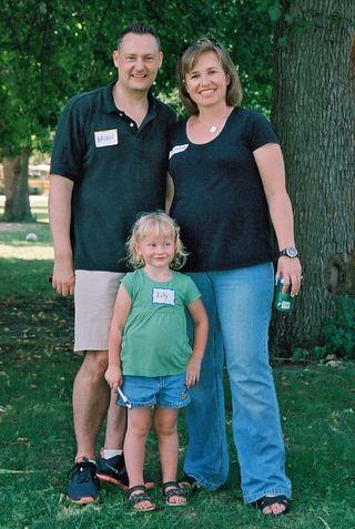 Rotary Picnic family photo